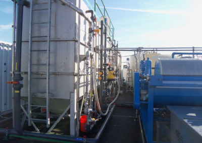 Industrial Wastewater Treatment & Reuse